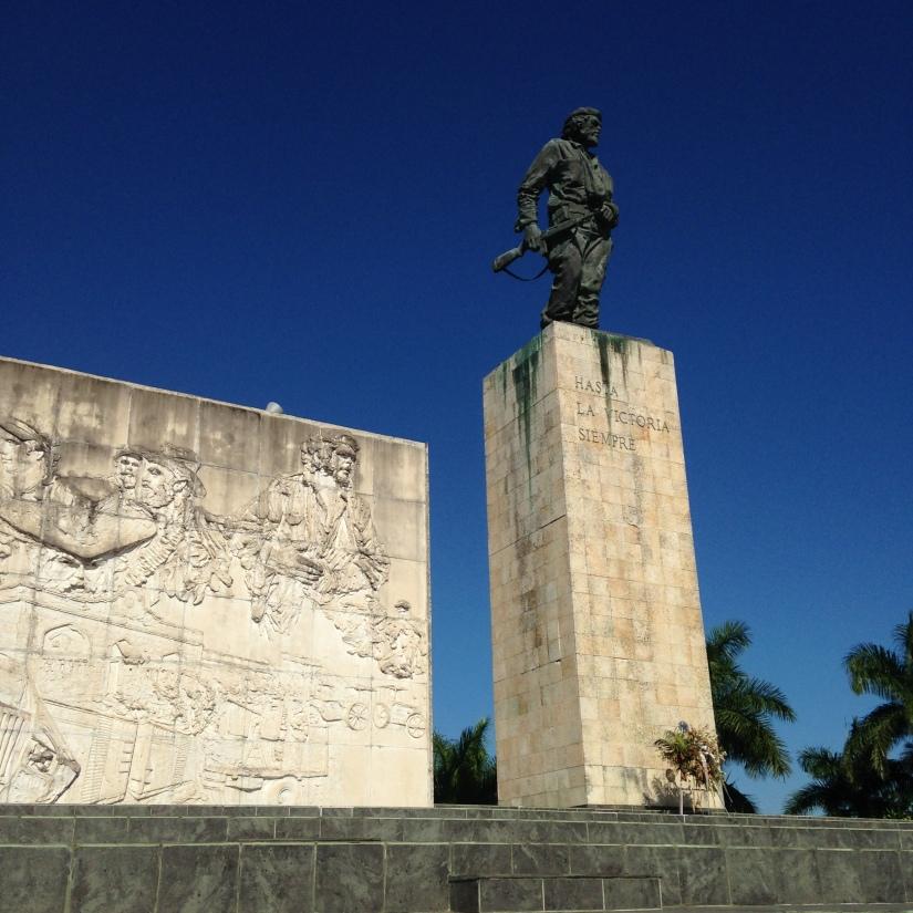 memorial che guevera santa clara